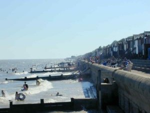 frinton beach photo